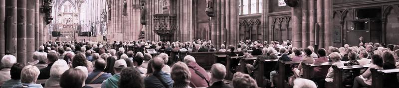 Kirsten Galm Orgelmusik zur Marktzeit