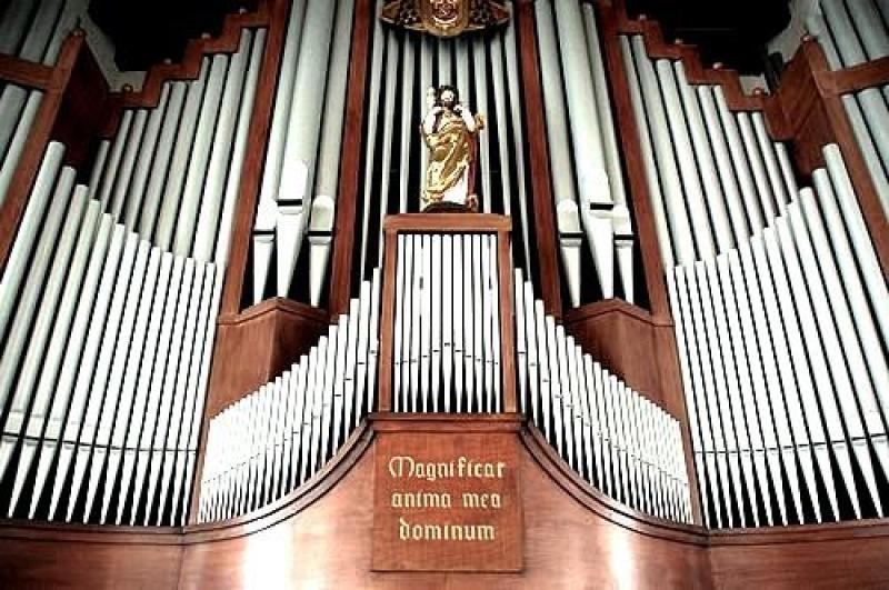 Späth-Orgel in St. Urban