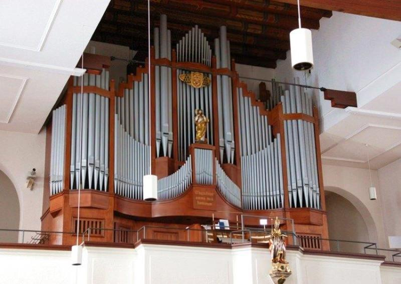 Späth-Orgel St. Urban