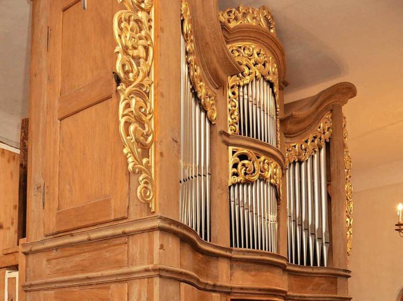 Orgel Niederrotweil Kirsten Galm