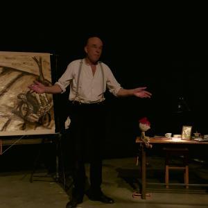 (c) Theater im Marienbad - Hat Opa einen Anzug an: C. Müller // Foto: D. Kohn, Theater im Marienbad, 2018