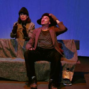 (c) Theater im Marienbad, Dietmar Kohn: Wovon träumst du, kleiner Bär? R. Obermaier & H. Spagl