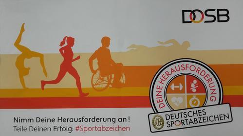 Sportabzeichen 2017