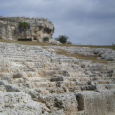 Syrakus - Amphitheater