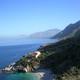 Ausblick vom Küstenweg in Zingaro
