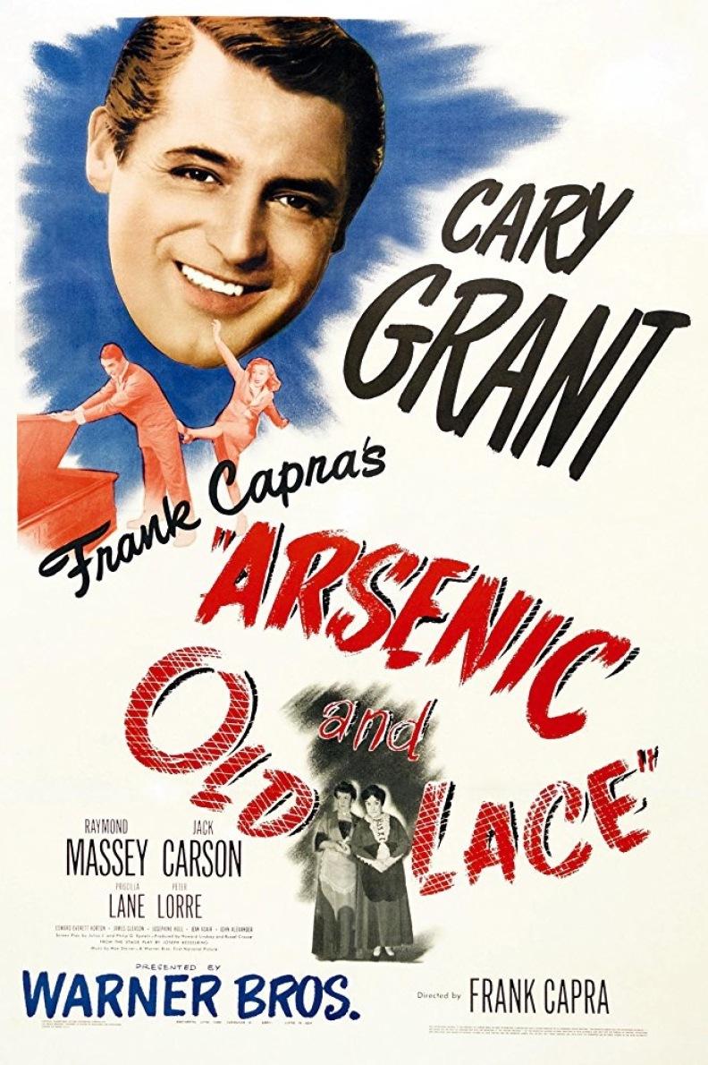 Arsen und Spitzenhäubchen (1944)