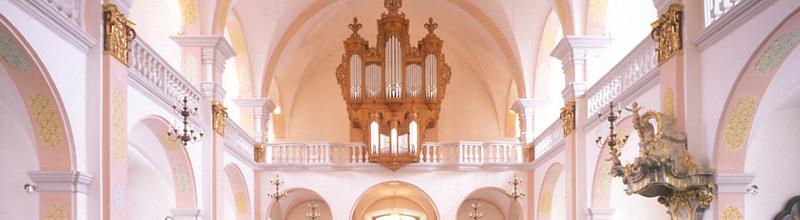 Silbermann-orgel
