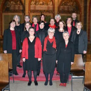 Frauenchor apart, März 2017