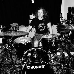 Ronny Dehn mit SILLY im Studio 2012