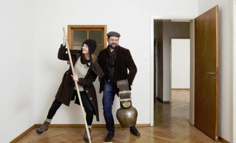 Dina Jost & Thomas-Maria Reck, Jodel & Naturstimme Workshop