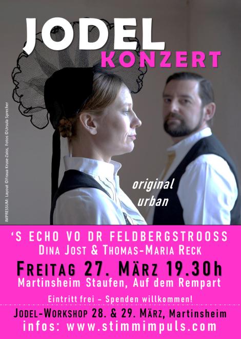 's Echo vo dr Feldbergstrooss