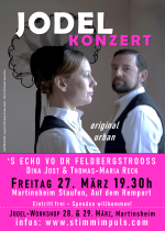 Jodel-Konzert 27.3.2020 Staufen