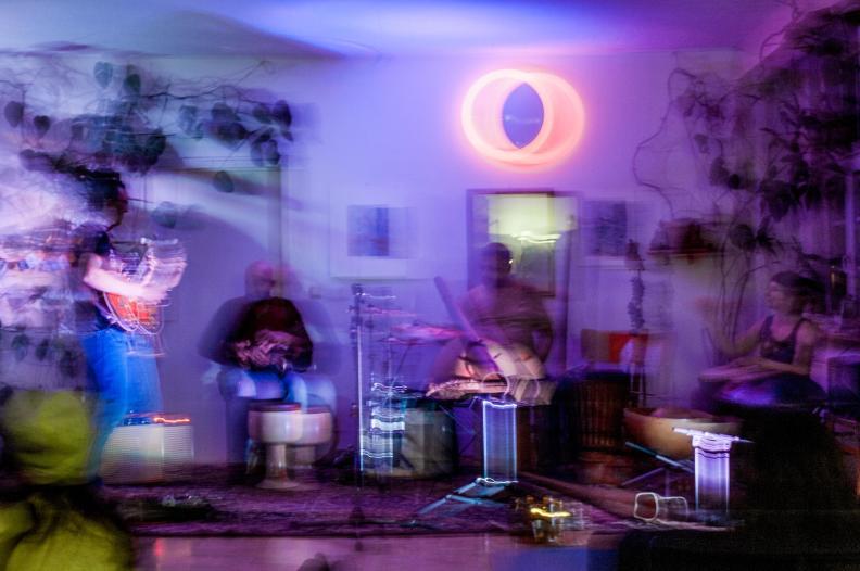 Paul Weber & Grooving Fusion In Concert Saarbrücken