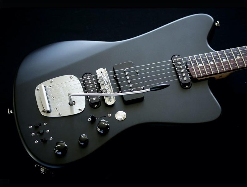 Experimental Guitar von Frank Deimel