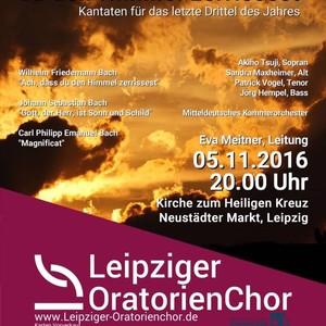 Bach Konzert Leipzig