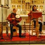Neunkirchen Seelscheider Gospelnacht 2013, Kwa moyo, mit Jan Philipp Tödte und Ate Damm
