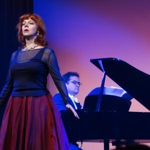 Ulrica, Christian Zimmer: Klavier, Foto: Dieter Gebhardt