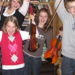 Geige macht Spaß