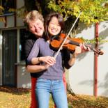 Frau Kubo und Frau Hepp-Dierig