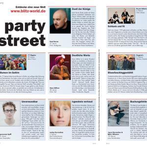party street - Blitz