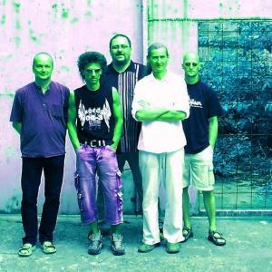"2006...Ralf ""Zappa"" Iben, Saul, Robert, MIcha & Silvio"
