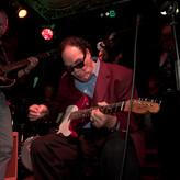 mit louisana red, volksdorfer bluesfestival (2011)