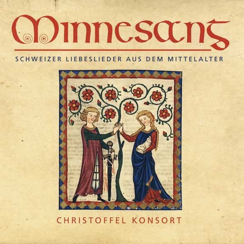 Christoffel Konsort  - Minnesang