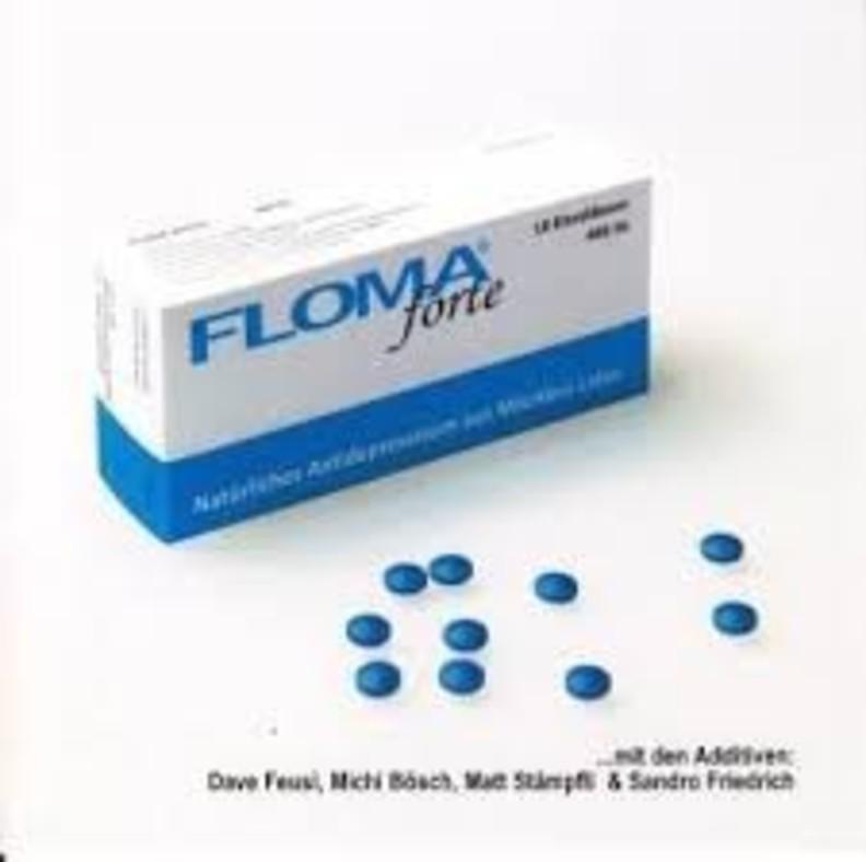 FLOMA forte - natürliches Antidepressivum aus Mächlers Labor