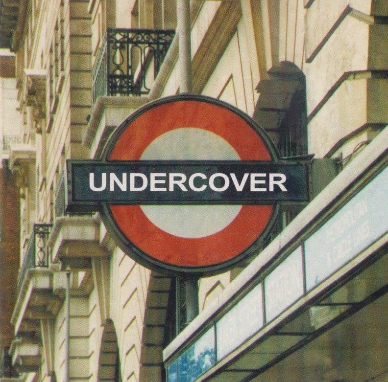 CD UNDERCOVER