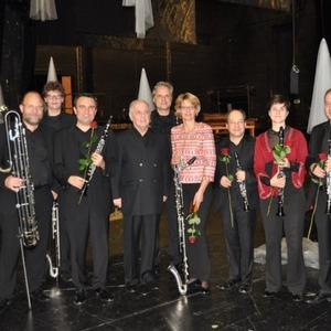 Klarinettengruppe der Staatskapelle Berlin, Jörg Widmann, Daniel Barenboim, Franziska Hofmann