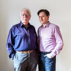 Adnan Pintul und Dieter Brumm
