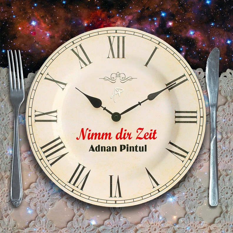 """Das Album """"Nimm dir Zeit"""""""
