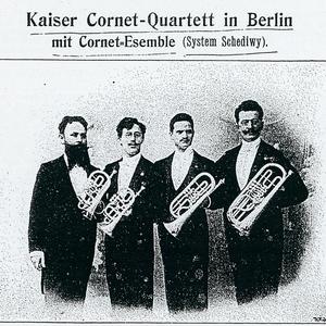 Kaiser-cornet-Quartett 1906