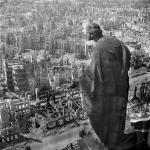 Das zerstörte Dresden