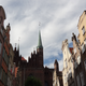 In der Altstadt von Danzig (Foto: C. Bährens)