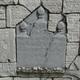 Die Mauer des jüdischen Friedhofs