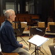 At the soloists rehearsal for Dido andAeneas