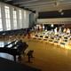 Der Saal der Matthäus-Gemeinde