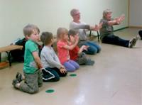 Weiterbildungsworkshop mit Erzieherinnen; Foto: Diana Nothnagel