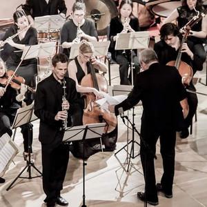 UA Clarinet Concerto Arlberg Concert Hall 1800