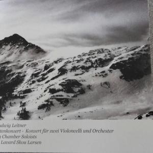 CD Leitner Clarinet Concerto