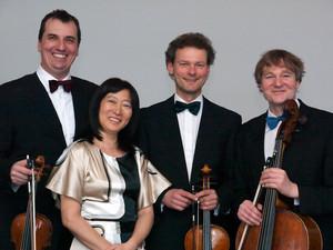 Ensemle ABRAXAS - Christian Ostertag, Tomoko Okagasawa, Matthias Ranft, Johannes Lüthy