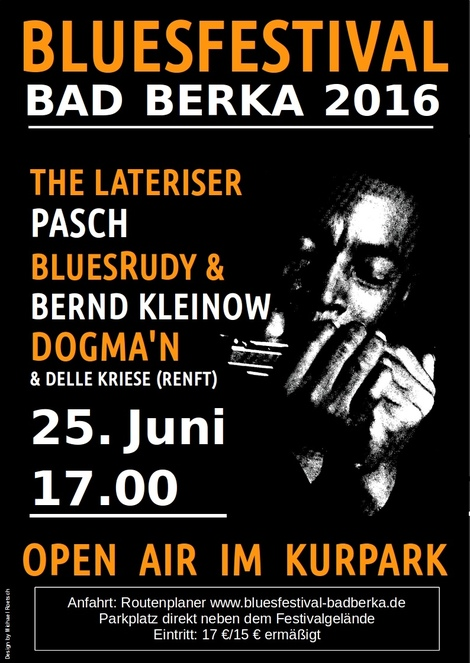 Bluesfestival Bad Berka 2016