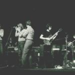 1978...Gotha...eine Jam mit Ergo, Traveling, Engerling und Stefan Diestelmann