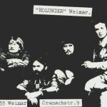 80iger...Postkarte von Holunder (Frachthof)