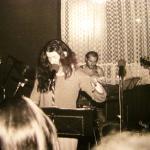 1987...Hofmeister beim Jazzfest in Nordhausen