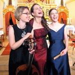 New Dutch Academy: Aleksandra Renska, Myrsini Margariti, Elisabeth Champollion