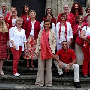 Gesangsworkshop Maria Saal 2015, Foto: Ursula Modritsch