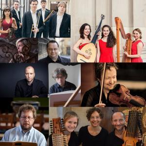 MusikerInnen des Gröpelinger Barock