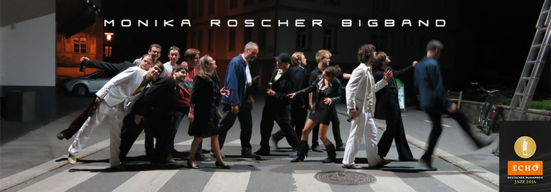 Monika Roscher Bigband_Abbey Road_Echo 2014